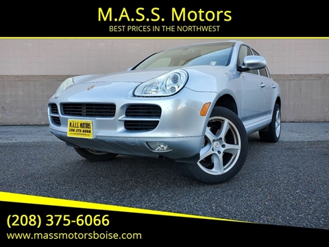 2006 Porsche Cayenne for sale in Boise, ID