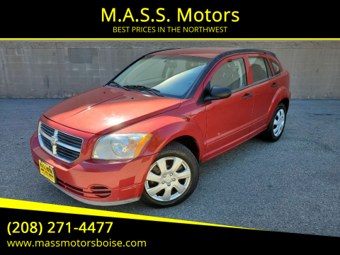 2007 Dodge Caliber for sale at M.A.S.S. Motors in Boise ID