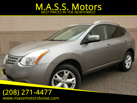 2008 Nissan Rogue for sale at M.A.S.S. Motors in Boise ID