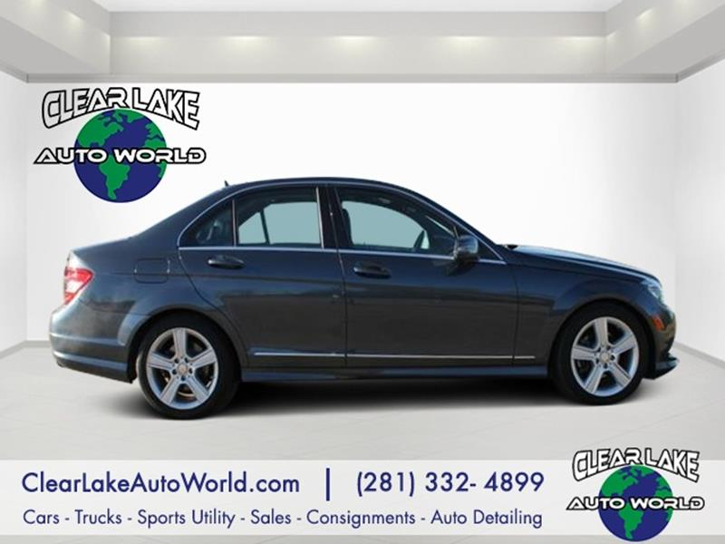 2011 Mercedes Benz C Class For Sale At Clear Lake Auto World In League