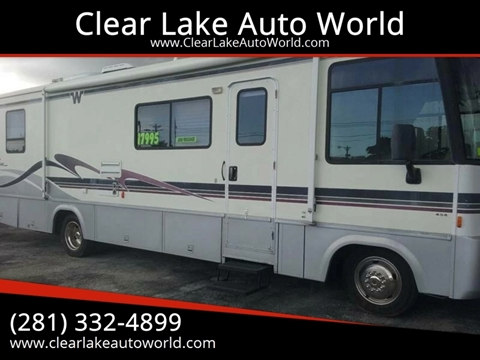 1998 Winnebago Adventurer for sale in League City, TX