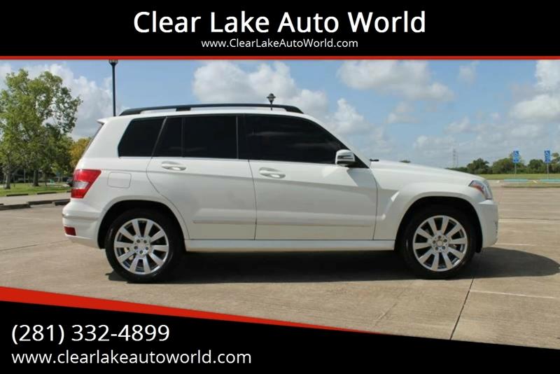 2012 Mercedes Benz Glk Glk 350 In League City Tx Clear Lake Auto