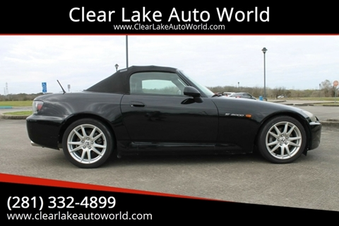 2004 Honda S2000 for sale in League City, TX