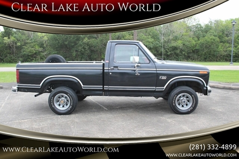 1982 Ford F-150 for sale in League City, TX