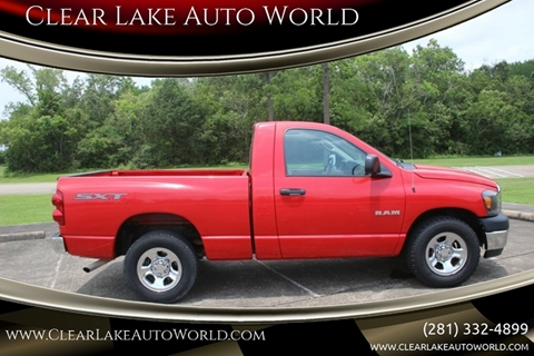 2008 Dodge Ram Pickup 1500 for sale in League City, TX
