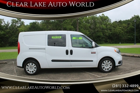Used Work Vans >> 2016 Ram Promaster City Cargo For Sale In League City Tx