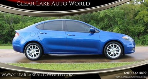 2013 Dodge Dart for sale in League City, TX