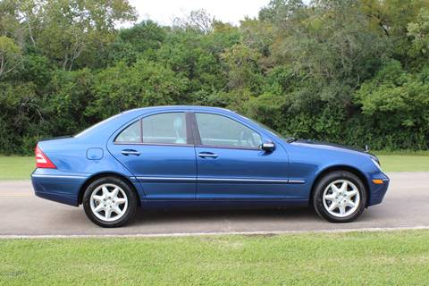 2001 Mercedes-Benz C-Class for sale in League City, TX