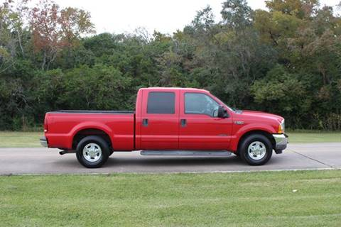 2001 Ford F-250 Super Duty for sale in League City, TX