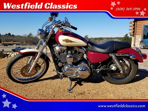 2007 Harley-Davidson Sportster for sale in Westfield, WI