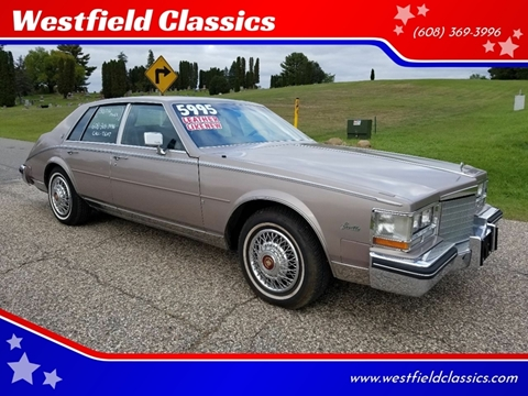 1984 Cadillac Seville for sale in Westfield, WI
