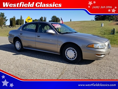 2001 Buick LeSabre for sale in Westfield, WI