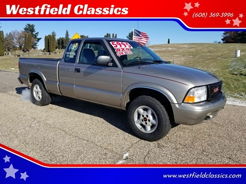 2002 GMC Sonoma for sale in Westfield, WI