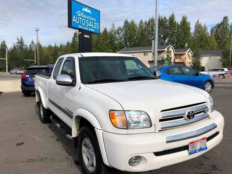 2003 Toyota Tundra For Sale At Glacier Auto Sales In Anchorage AK