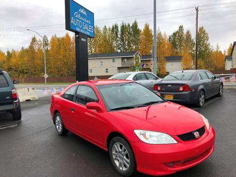 2005 Honda Civic for sale in Anchorage, AK