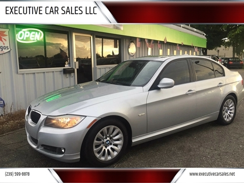 2009 BMW 3 Series for sale at EXECUTIVE CAR SALES LLC in North Fort Myers FL
