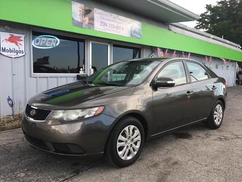 2010 Kia Forte for sale at EXECUTIVE CAR SALES LLC in North Fort Myers FL