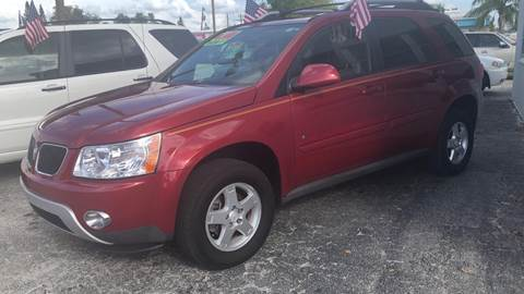 2006 Pontiac Torrent for sale at EXECUTIVE CAR SALES LLC in North Fort Myers FL
