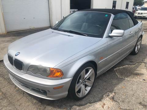 2003 BMW 3 Series for sale at EXECUTIVE CAR SALES LLC in North Fort Myers FL