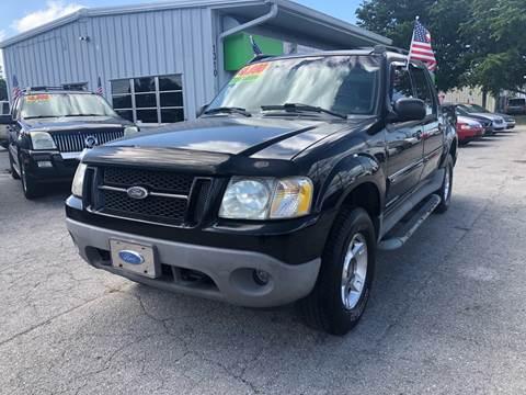 2001 Ford Explorer Sport Trac for sale in Cape Coral, FL