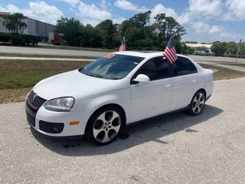 2009 Volkswagen GLI for sale at EXECUTIVE CAR SALES LLC in North Fort Myers FL