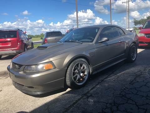 2002 Ford Mustang for sale at EXECUTIVE CAR SALES LLC in North Fort Myers FL