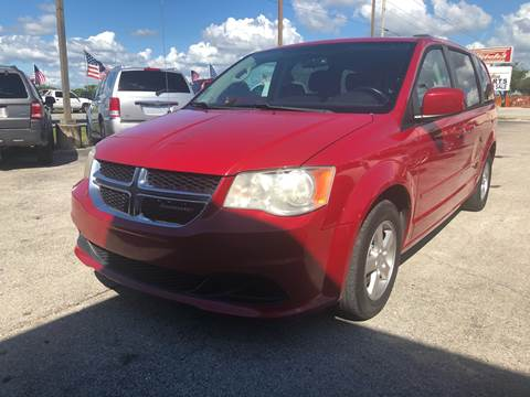 2013 Dodge Grand Caravan for sale at EXECUTIVE CAR SALES LLC in North Fort Myers FL