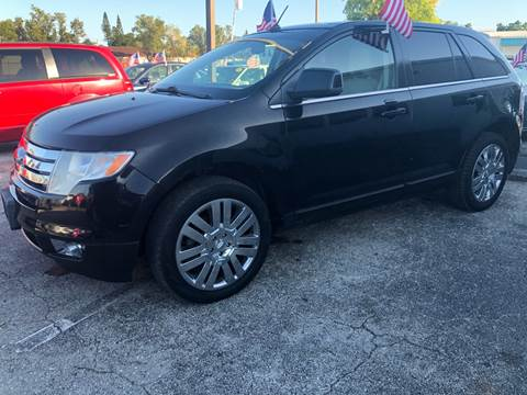 2010 Ford Edge for sale at EXECUTIVE CAR SALES LLC in North Fort Myers FL