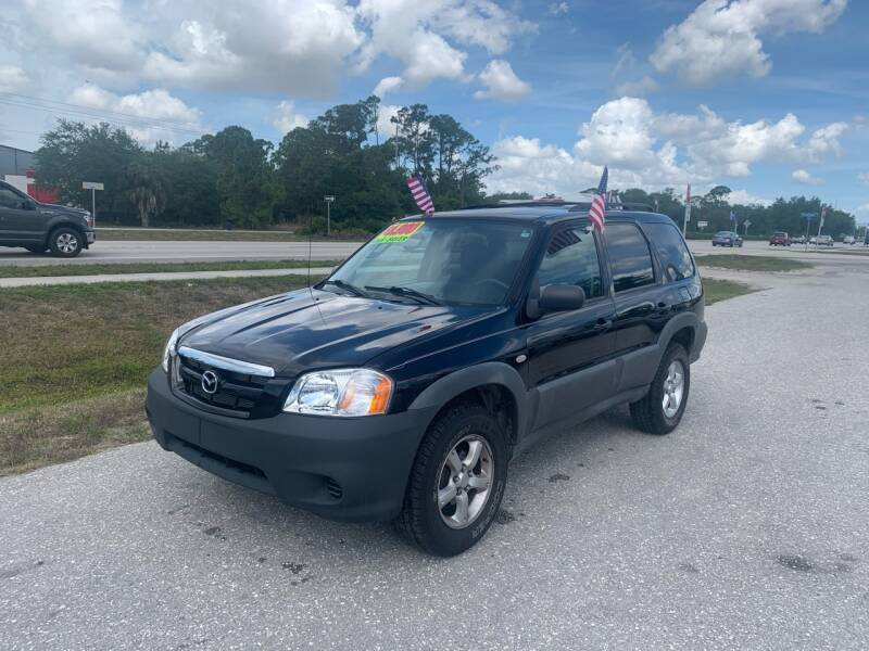 2005 Mazda Tribute for sale at EXECUTIVE CAR SALES LLC in North Fort Myers FL