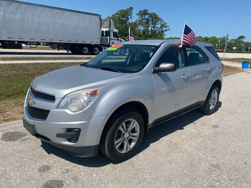 2010 Chevrolet Equinox for sale at EXECUTIVE CAR SALES LLC in North Fort Myers FL