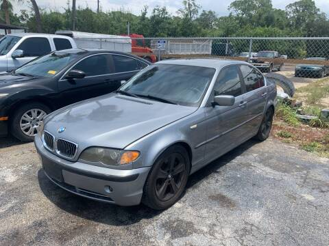 2004 BMW 3 Series for sale at EXECUTIVE CAR SALES LLC in North Fort Myers FL