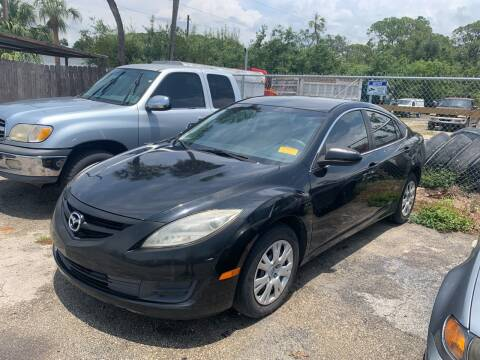 2009 Mazda MAZDA6 for sale at EXECUTIVE CAR SALES LLC in North Fort Myers FL