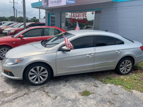 2009 Volkswagen CC for sale at EXECUTIVE CAR SALES LLC in North Fort Myers FL