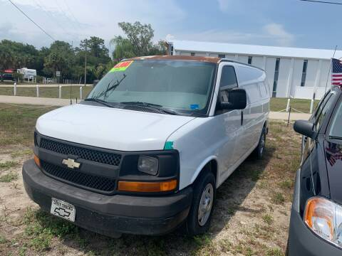 2007 Chevrolet Express Cargo for sale at EXECUTIVE CAR SALES LLC in North Fort Myers FL
