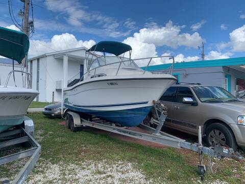 1997 Stratos 2100 for sale at EXECUTIVE CAR SALES LLC in North Fort Myers FL