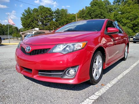 2012 Toyota Camry for sale in Forest Park, GA