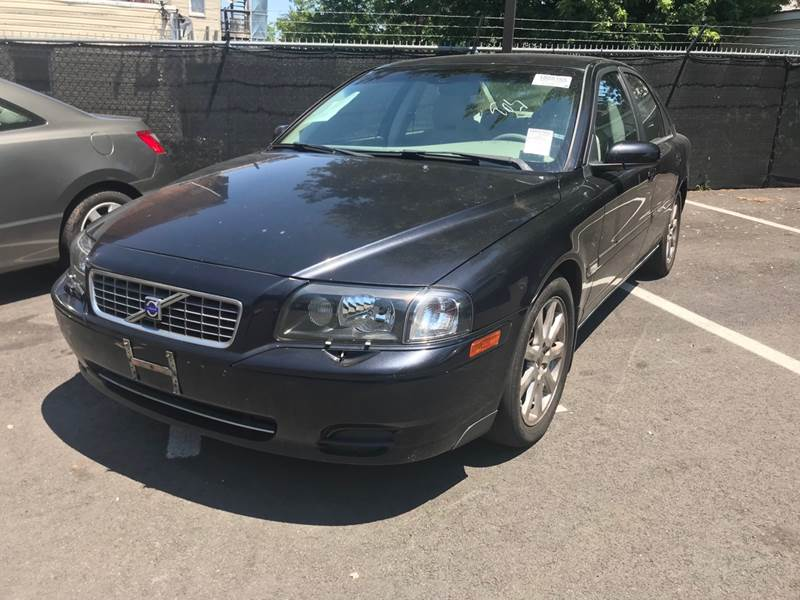 2004 Volvo S80 Awd 4dr 2 5t Turbo Sedan In Paterson Nj Euro Car Export
