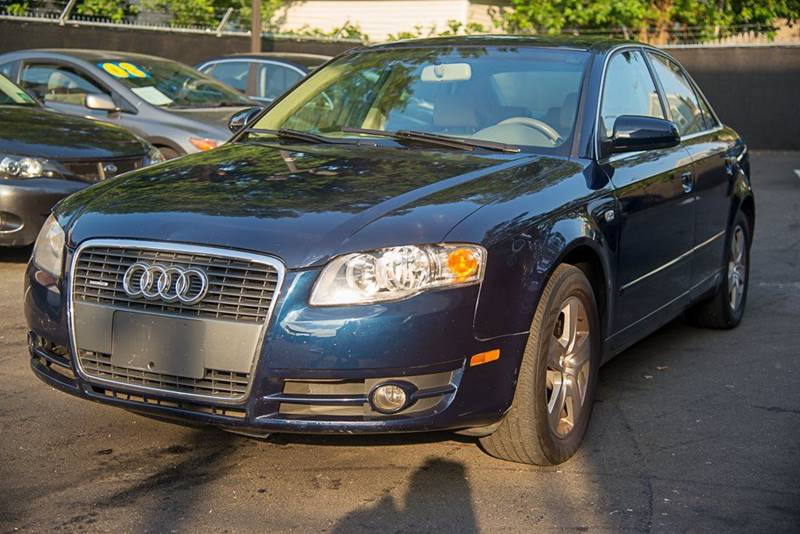 2006 Audi A4 Awd 2 0t Quattro 4dr Sedan 2l I4 6a In Paterson Nj