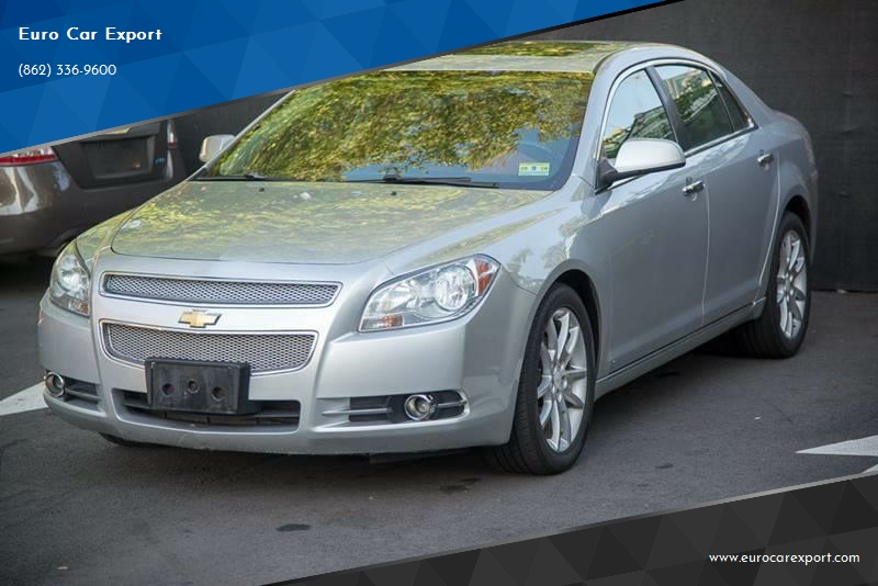 2009 Chevrolet Malibu Ltz 4dr Sedan W Hfv6 Engine Package In