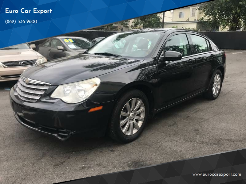 2010 Chrysler Sebring Limited 4dr Sedan In Paterson Nj Euro Car Export