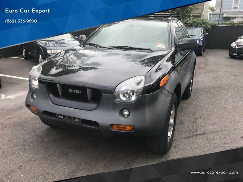 1999 Isuzu Vehicross 2dr 4wd Suv In Paterson Nj Euro Car Export