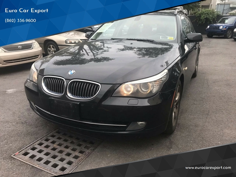 2008 Bmw 5 Series Awd 535xi 4dr Wagon In Paterson Nj Euro Car Export