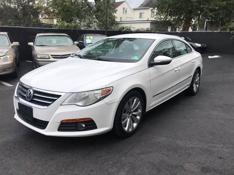 2010 Volkswagen Cc Sport 4dr Sedan 6a Ends 10 09 In Paterson Nj