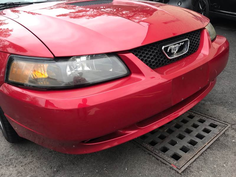 2001 Ford Mustang 2dr Fastback In Paterson Nj Euro Car Export