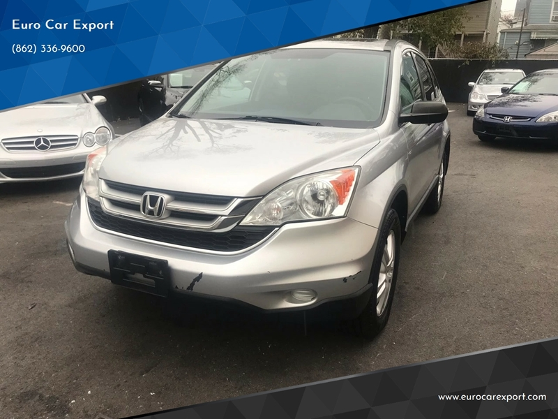 2010 Honda Cr V Awd Ex 4dr Suv In Paterson Nj Euro Car Export