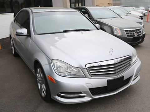 2012 Mercedes-Benz C-Class for sale in Detroit, MI