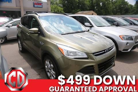 2013 Ford Escape for sale in Detroit, MI