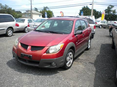 2004 Pontiac Vibe for sale in Inwood, WV