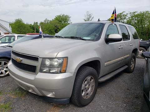 2008 Chevrolet Tahoe for sale in Inwood, WV