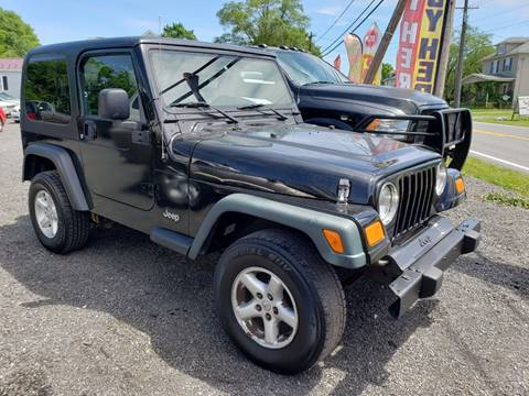 2006 Jeep Wrangler for sale in Inwood, WV